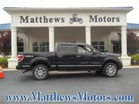 **2010 FORD F-150 PLATINUM SUPER CREW**2-OWNERS**CLEAN