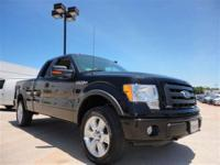 THIS 2010 FORD F-150 FX4 JUST CAME IN. THIS 5.4L TRITON