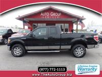 Options:  2010 Ford F-150 Visit Auto Group Leasing
