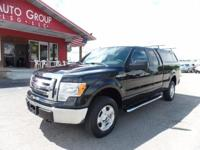 Options:  2010 Ford F-150 Our 2010 Ford F-150 Xlt