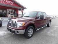 Options:  2010 Ford F-150 Xtr Package! Moonroof!