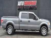 This 2010 Ford F-150 - features a 4.6L V8 SOHC 24V 8cyl