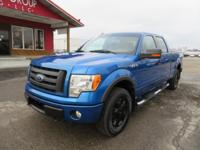 Options:  2010 Ford F-150 If You Pass This Beautiful
