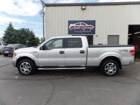 Our 2010 Ford F-150 XLT SuperCrew 4X4 is tough and