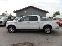 Meet our 2010 Ford F-150 Lariat Super Crew 4X4 and find