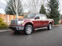 Options:  2010 Ford F-150 4Wd Supercrew 145
