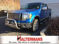 4 Wheel Drive! Short Bed! This superb 2010 Ford F-150