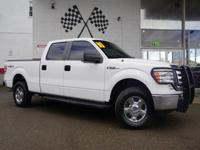 Options:  2010 Ford F-150 Xlt 4X4 4Dr Supercrew