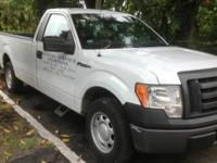 EXCELLENT CONDITION 2010 FORD F-150 XL 2WD W/LOW