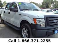 2010 Ford F-150 XL Features: Leather Seats - Keyless