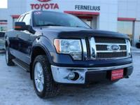 Exterior Color: blue, Body: Extended Cab Pickup Truck,