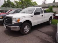 Exterior Color: oxford white, Body: Regular Cab 4X4,