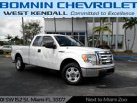 Options:  2010 Ford F-150 Xlt|White|2010 Ford F-150 Xlt