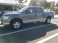 Options:  2010 Ford F-150 Supercrew Xlt 5.5-Ft. Bed