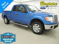 Recent Arrival! Clean CARFAX. Truck Extended Cab, 5.4L