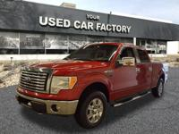 Options:  2010 Ford F-150 Xlt|4X4 Xlt 4Dr Supercrew