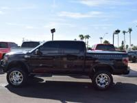 This 2010 Ford F-150 AWD SuperCrew 145 Harley-Davidson