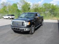 F-150 XLT, 4D SuperCrew, 4.6L V8 EFI 24V, 6-Speed