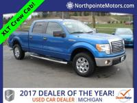 2010 Ford F-150 XLT MP3 Capable, Bluetooth, Aux Port, I