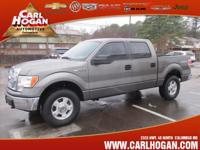 Options:  2010 Ford F-150 Xlt|Supercrew 4X4|* 5.4 Liter