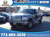 4WD, Low miles for a 2010! Leather Steering Wheel