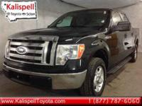 Clean Carfax report, no mishaps. Look at this 2010 Ford