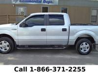 2010 Ford F-150 Features: Keyless Entry - Tinted