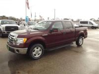 Exterior Color: royal red metallic, Body: Crew Cab
