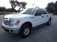 This 2010 Ford F-150 XLT Crew Cab is an excellent