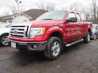 Exterior Color: red candy metallic, Body: Super Cab