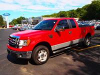 Exterior Color: red candy metallic, Body: Extended Cab