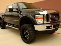 2010 Ford F-250 LARIAT 4X4. Automatic Transmission, 8