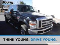 Put down the mouse because this 2010 Ford F-250SD is