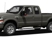 This 2010 Ford F-250 Super Duty is complete with