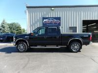 Check out our 2010 Ford F-250 XLT Crew Cab 4X4. Powered
