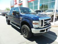 PREMIUM & KEY FEATURES ON THIS 2010 Ford Super Duty