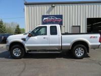 Our 2010 F-250 Super Duty Ext. Cab Lariat is like a
