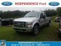 Check out this 2010 Ford Super Duty F-250 SRW XLT. Its