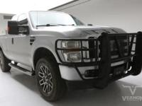 This 2010 Ford Super Duty F-250 XLT Extended Cab 4x4 is