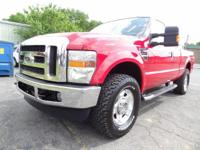 Exterior Color: red, Body: Pickup, Engine: V8 6.40L,