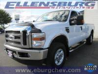 **ONE OWNER**CLEAN CARFAX** Power Stroke 6.4L V8 Diesel