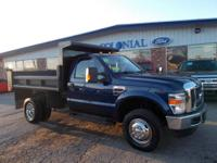 Save thousands from new!! This rugged 2010, Ford F-350