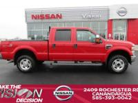 Less than 83k Miles* This reputable 2010 Ford F-350,