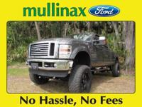Options:  2010 Ford F-350 Lariat Super Duty|Recent