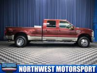 4x4 Dually Diesel Truck with Tool Box!  Options:  Am/Fm