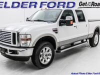 Recent Arrival! Clean CARFAX. 2010 Ford F-350SD White