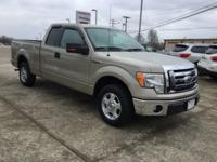 2010 Ford RWD F-150 Champagne 6-Speed Automatic
