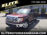 2010 FORD F-150 XLT AUTOMATIC WITH THE TRITON 5.4L V8