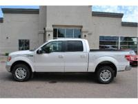 2010 Ford F-150 4x4 Larriat local truck with 13K miles