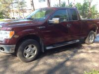 Well kept Ford F150 for sale by owner. New tires within